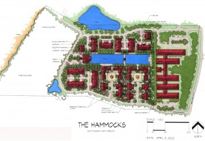 The Hammocks 40 acre tract for a full service retirement community
